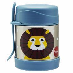 Thermos alimentaire avec fourchette Lion (350 ml)