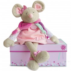 Peluche Souris Pearly (35 cm)