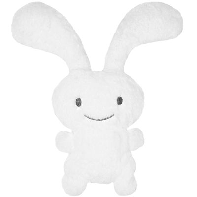 Peluche lapin Funny Bunny Ice blanc (45 cm) Trousselier