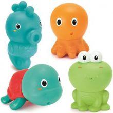 Coffret jouets de bain Sensory (4 pièces)  par Infantino