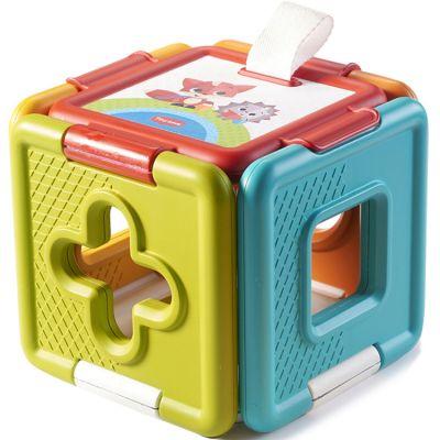 Cube Magique à formes Tiny Love