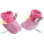 Chaussons parme Les Pachats (0-6 mois) - Moulin Roty