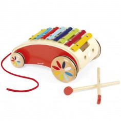Xylophone roller rouge tatoo