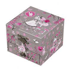 Coffret musical cube Alice