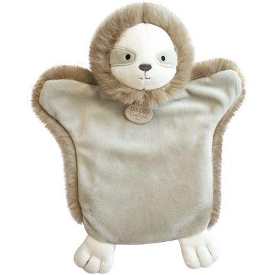 Doudou marionnette Paresseux  par Doudou et Compagnie
