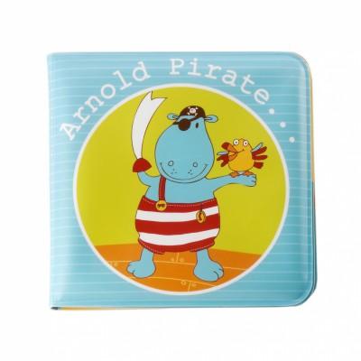 Livre de bain Arnold pirate   par Lilliputiens