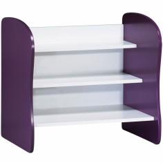 Meuble de rangement évolutif Pop violette