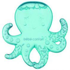 Anneau de dentition réfrigéré Octopus