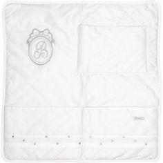 Vide-poches à suspendre blanc Pur