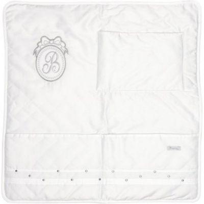 Vide-poches à suspendre blanc Pur  par Nougatine