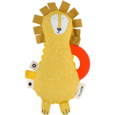 Doudou de dentition Mr. Lion  par Trixie