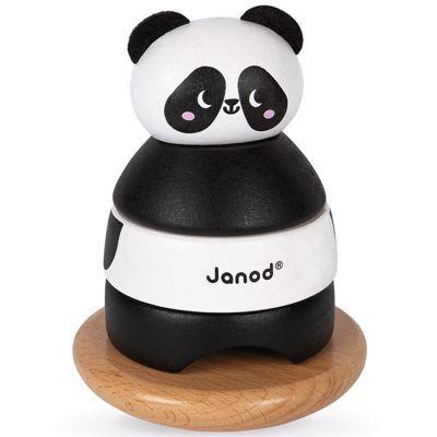 Jeu à empiler culbuto Panda