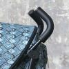 Poussette canne Stockholm Stroller 3.0 Everest Feathers  par Elodie Details