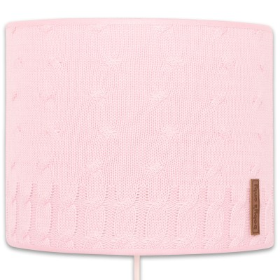 Applique murale à brancher Cable Uni rose  par Baby's Only