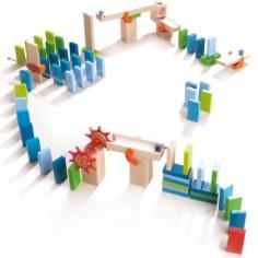 Blocs de construction Domino (61 dominos)