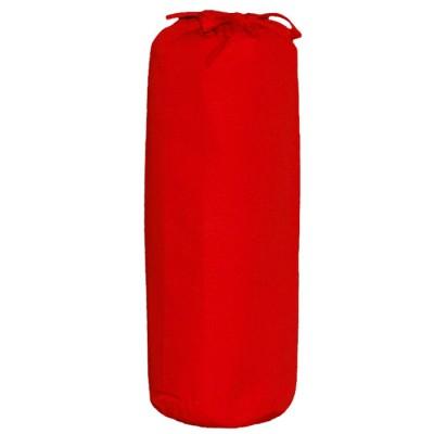 drap housse rouge 90 x 200 cm taftan berceau magique. Black Bedroom Furniture Sets. Home Design Ideas