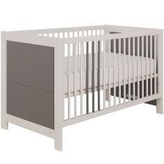 Lit bébé avec sommier ajustable Hacienda (70 x 140 cm)