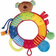 Hochet anneau d'activités (16 cm)