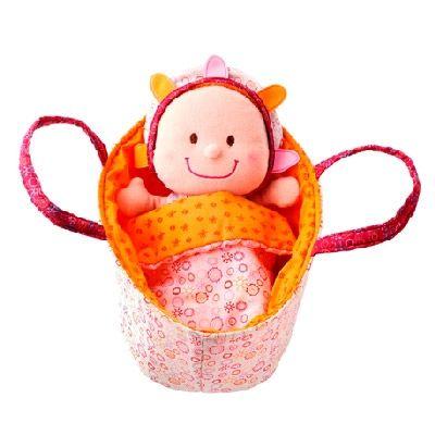 Poupée bébé Eline (22 cm) Lilliputiens