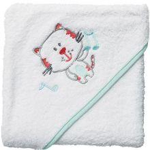 Cape de bain Chat (80 x 80 cm)  par Babycalin