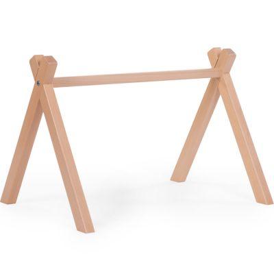 Arche d'activités Play Gym tipi en bois de hêtre  par Childhome