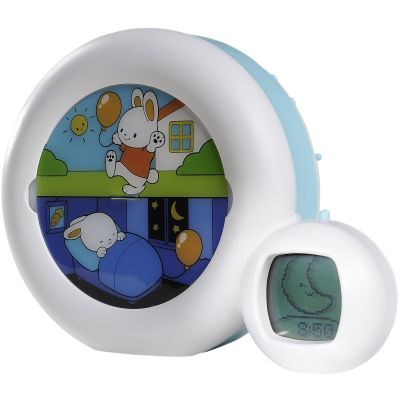 Indicateur de réveil musical évolutif Moon  par Kid'sleep