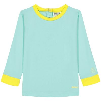 Tee-shirt manches longues anti-UV Pop green (18 mois)
