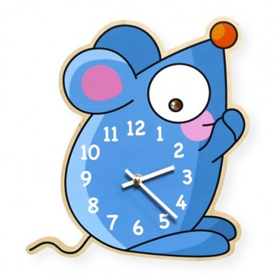 Horloge souris  par Série-Golo