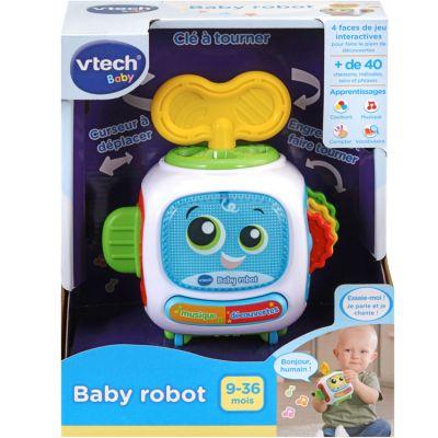 Jeu interactif Baby robot  par VTech