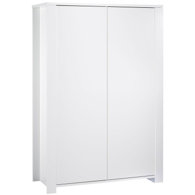 Armoire 2 portes Loft blanc  par Sauthon Signature
