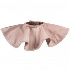 Bavoir bandana Pierrot Powder Pink