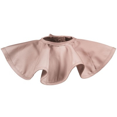 Bavoir bandana Pierrot Powder Pink  par Elodie Details