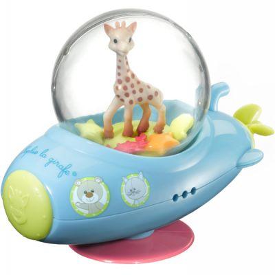 Jouet de bain Le sous-marin de Sophie la girafe Fresh Touch  par Sophie la girafe