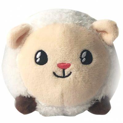 Hochet peluche lumineux mouton Shakie (9,5 cm) Pabobo