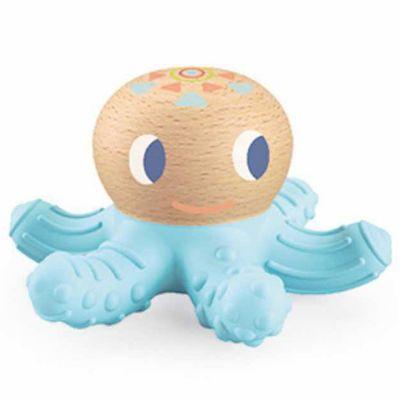 Hochet de dentition BabySquidi  par Djeco
