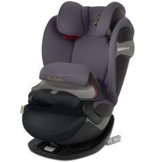 Siège auto groupe 1/2/3 Pallas S-Fix Premium Black