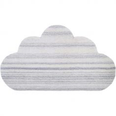 Tapis nuage Greta neige (70 x 120 cm)