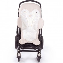 Assise de protection universelle pour poussette Madagascar  par Walking Mum