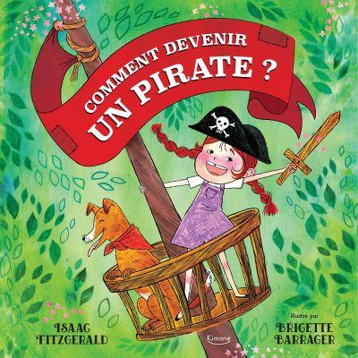 Livre Comment devenir un pirate ?  par Editions Kimane