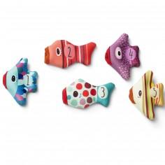 Marionnettes à doigt de bain Poissons