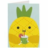 Carte Riceananas ananas - Noodoll