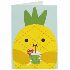 Carte Riceananas ananas