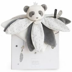Coffret doudou pétales Panda Attrape-rêves