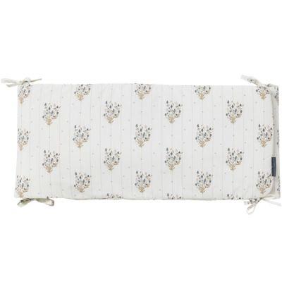 Tour de lit Madeleine fleurie (pour lits 60 x 120 cm ou 70 x 140 cm)  par Maison Charlotte