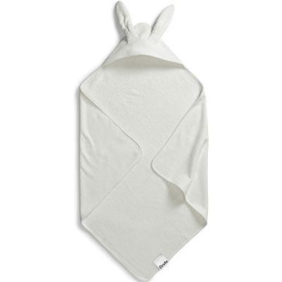 Cape de bain lapin Vanilla White (80 x 80 cm)  par Elodie Details