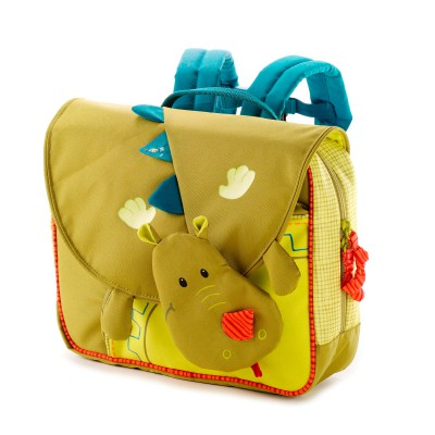 Petit cartable enfant Walter  par Lilliputiens