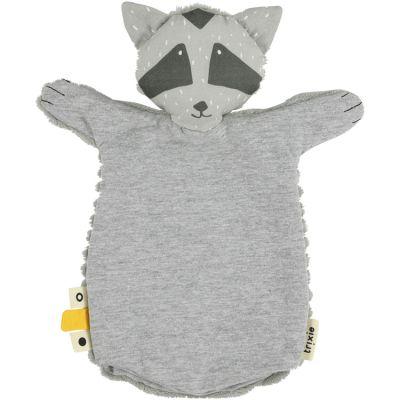 Marionnette à main raton laveur Mr. Raccoon  par Trixie