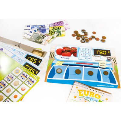 Jeux d'imitation monnaie Miniland