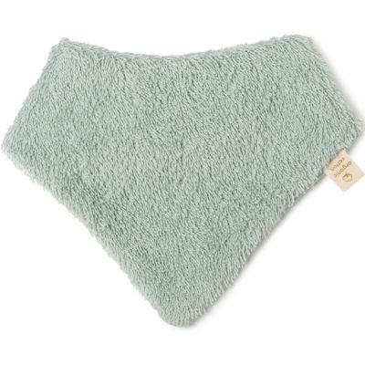 Bavoir bandana vert d'eau So cute  par Nobodinoz
