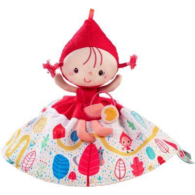 Marionnette réversible Petit chaperon rouge  par Lilliputiens